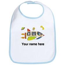 Personalized Space Bib