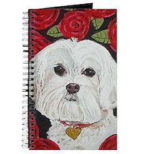 """""""Maltese Valentine"""" Journal"""