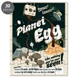 PLANET EGG Logo Puzzle