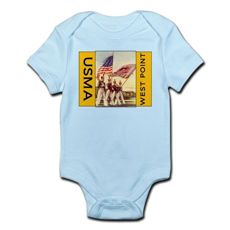 USMA Colors Infant Bodysuit