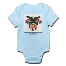 USMA Crest Infant Bodysuit
