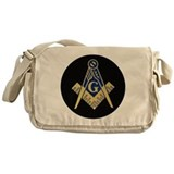 Simply Masonic Messenger Bag
