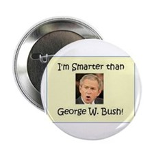 "Cute Bush 2.25"" Button (100 pack)"