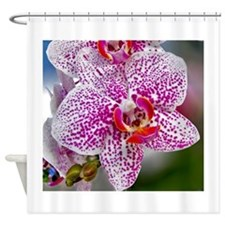 Orchid World Shower Curtain