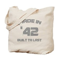1942 Built To Last Tote Bag