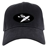 Kokopelli Kayaker Baseball Hat