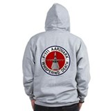 F-111 Aardvark Zip Hoodie