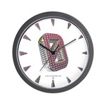Glamor Brooch 0 Wall Clock