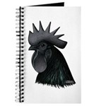 Ayam Ceymani Rooster Journal