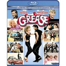 GREASE (ROCKIN RYDELL EDITION) Blu Ray DVD