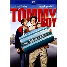 TOMMY BOY-HOLY SCHNIKE EDITION (2 DISKS) DVD