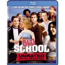 OLD SCHOOL (UR) -  (BLU RAY)  DVD