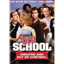OLD SCHOOL (UR) DVD