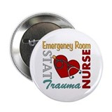 "ER Nurse 2.25"" Button"