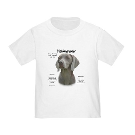 Weimaraner  Toddler T-Shirt