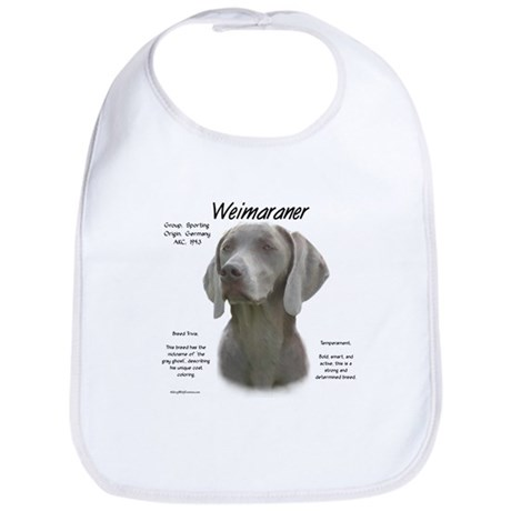 Weimaraner  Bib