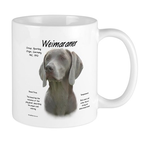 Weimaraner  Mug       