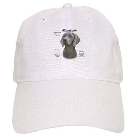 Weimaraner Cap