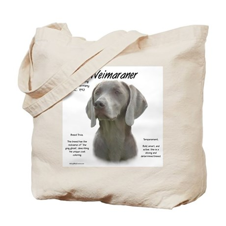 Weimaraner  Tote Bag