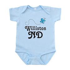 Williston North Dakota Infant Bodysuit