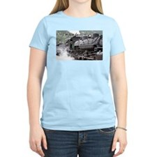 I'm just loco: steam engine, Colorado 3 T-Shirt