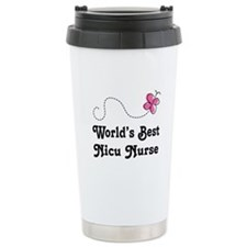 NICU Nurse (Worlds Best) Ceramic Travel Mug