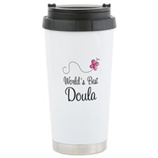 Doula (Worlds Best) Travel Mug