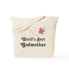 Godmother (Worlds Best) Tote Bag