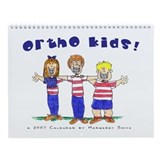 OrthoKids Wall Calendar