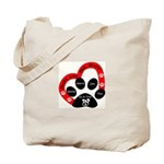 Derby City Dog Rescue Tote Bag