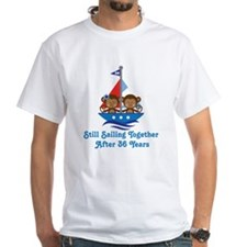 36th Anniversary Sailing Shirt
