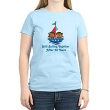 40th Anniversary Sailing T-Shirt