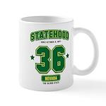 Statehood Nevada Mug