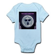 The Daily meeting Infant Bodysuit