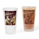New Sheriff Drinking Glass