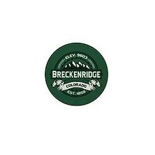 Breckenridge Forest Mini Button