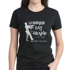 Zombies Eat Brains Tee