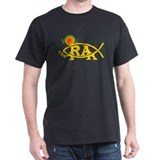 Ra Fish Black T-Shirt