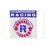 Riverside Raceway Postcards (Package of 8)