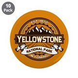 "Yellowstone Golden 3.5"" Button (10 pack)"