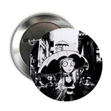"Neurotically Yours Classic 2.25"" Button"