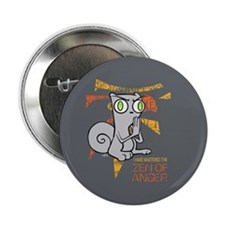 "Zen of Anger Foamy 2.25"" Button"