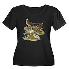 Pheasant Family T