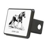 Gypsy Horse Rectangular Hitch Cover