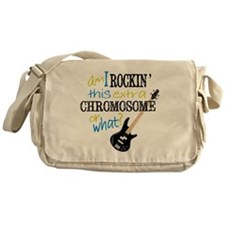 rockin chromosome 2 Messenger Bag