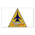 F-111 Aardvark Sticker (Rectangle 50 pk)