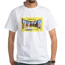 Tulsa Oklahoma Greetings (Front) Shirt