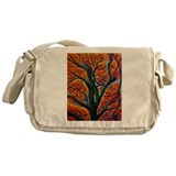 Heart of it All Messenger Bag