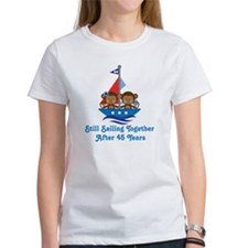 45th Anniversary Sailing Tee