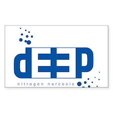 Nitrogen Narcosis Decal